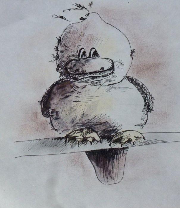 Méďa kuchtík